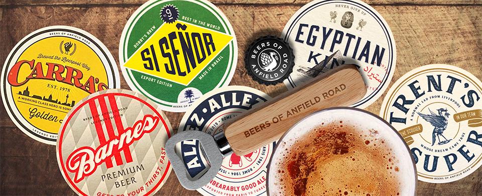 LFC Inspired Beer Brand